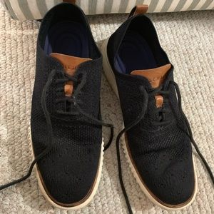 Cole Haan Gran OS Knit Oxford 8.5M male shoes